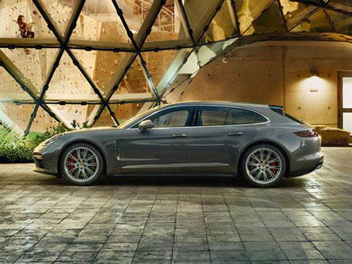 Mut als Antrieb. Der neue Panamera Sport Turismo.